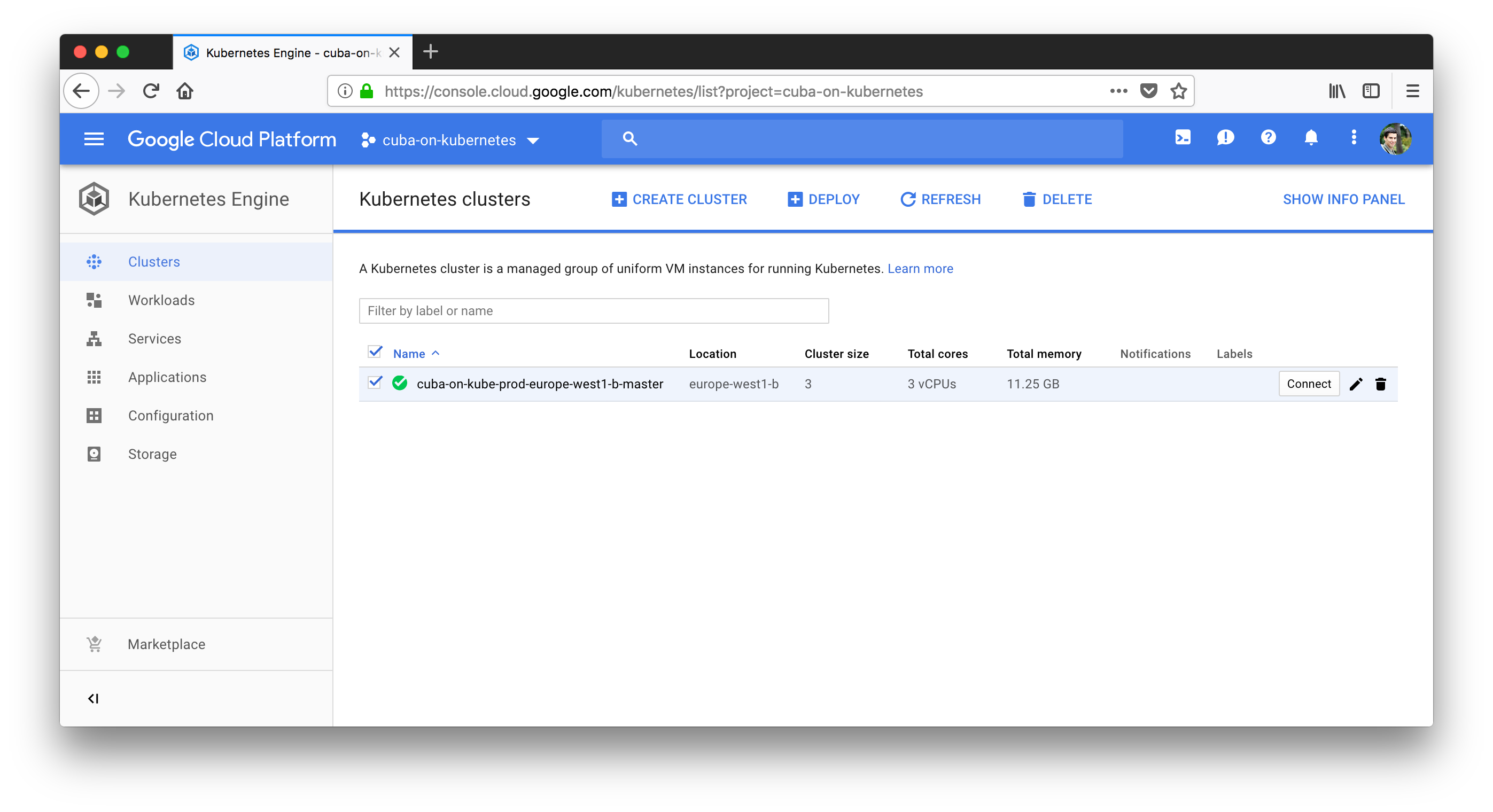 CUBA on Kubernetes - Part 1 – Road to CUBA and beyond