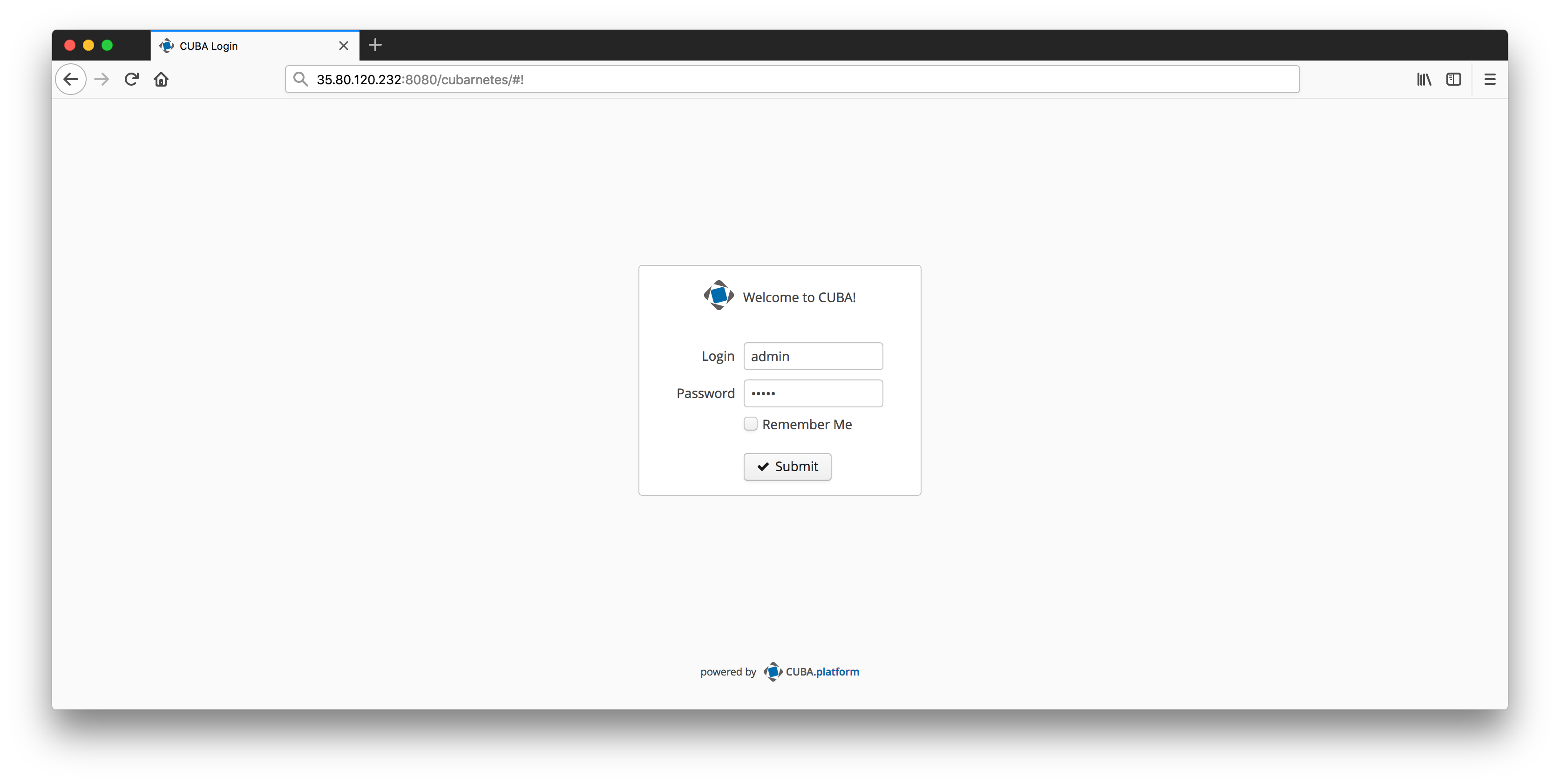 CUBA on Kubernetes - Part 2 – Road to CUBA and beyond